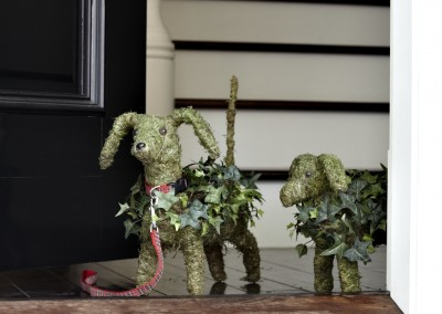 Topiary Critters